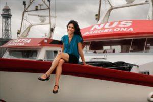 Cristina Caparrós Cap a Mar El Periódico
