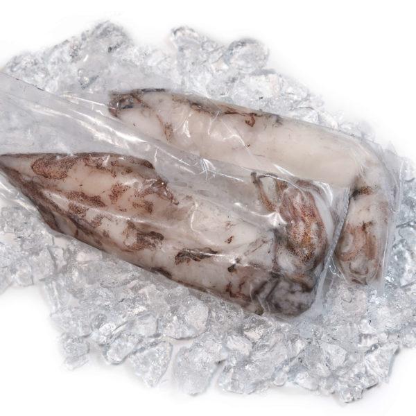 calamar peix de proximitat barcelona temporada proximidad pescaderia online recetas para niños blw