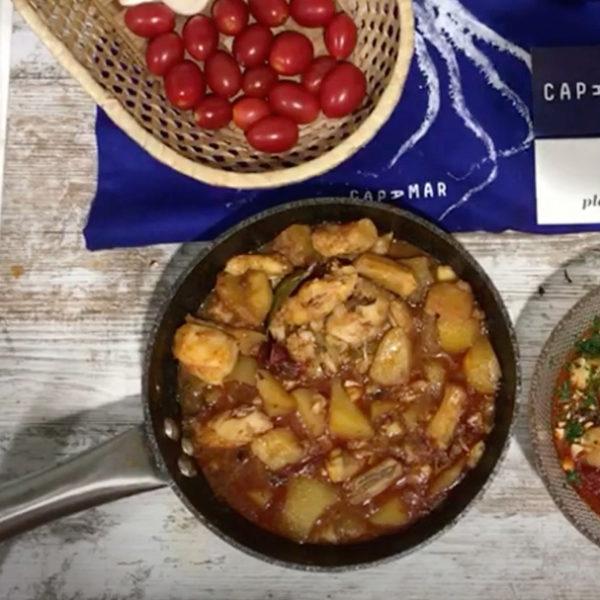 Brotola recepta proximitat peix pescaderia online